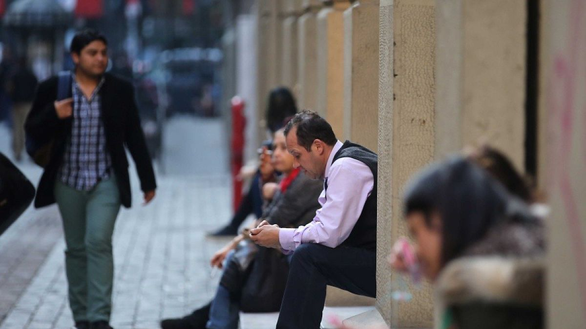 Desempleo llega a 6,7% entre diciembre de 2017 y febrero de 2018