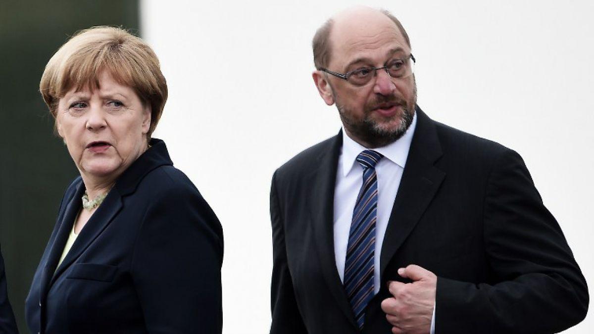 Martin Schulz será el rival de Angela Merkel en las elecciones alemanas