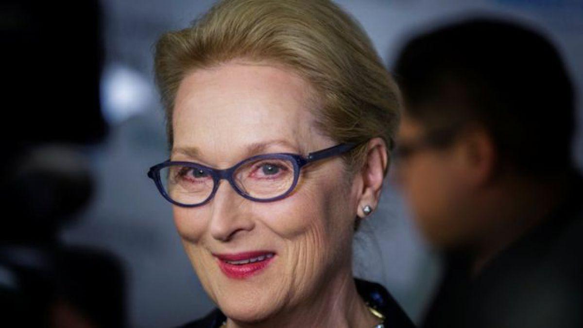 Meryl Streep consigue su nominación número 20 al Oscar