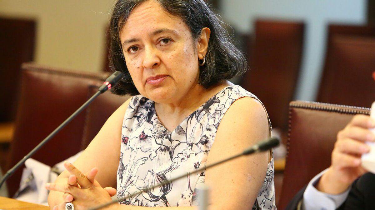 Juanita Gana será la nueva consejera del Servel