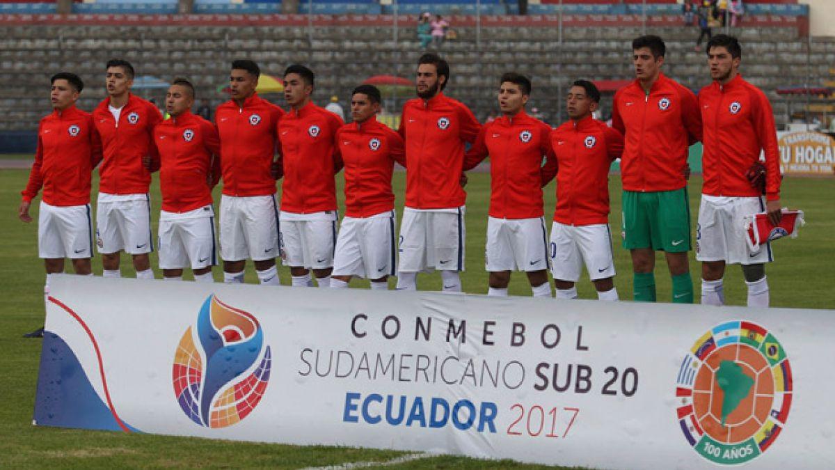 Suramericano Sub 20: La Roja Busca Acceder A Hexagonal Final De Sudamericano