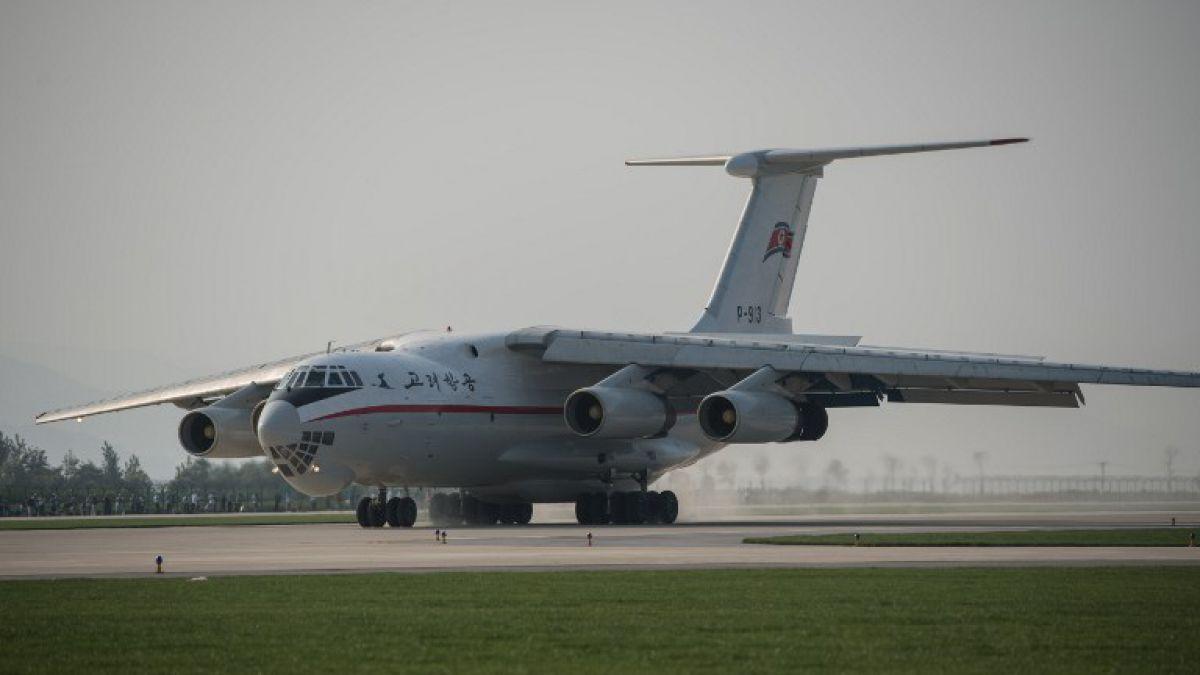 Así es el Ilyushin Il-76, el enorme avión que Rusia envia a Chile para combatir los incendios