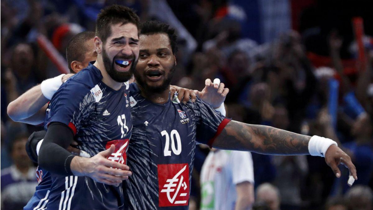 Francia derrota a Noruega y retiene el título del Mundial de Balonmano