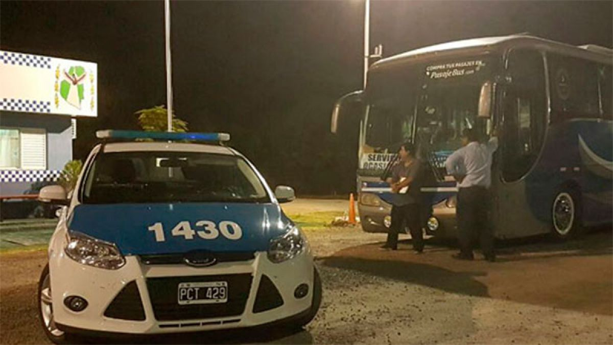 Fiscal descarta violación en el bus de hinchas de Colo Colo