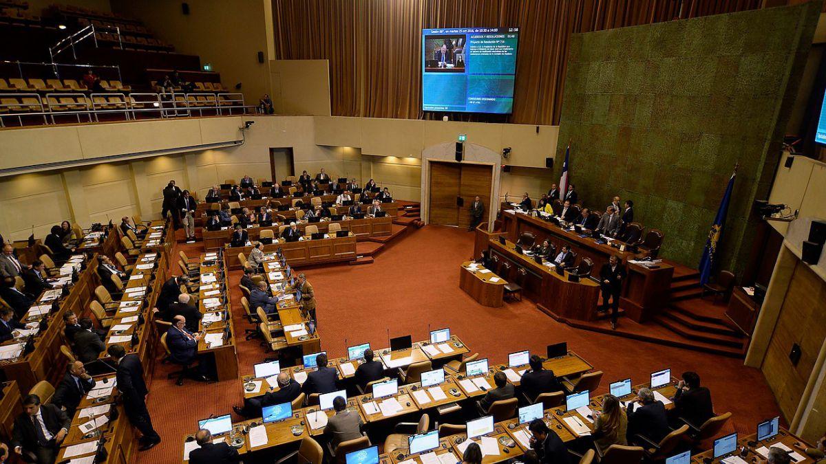 Cámara de Diputados aprueba idea de legislar de reforma a educación superior