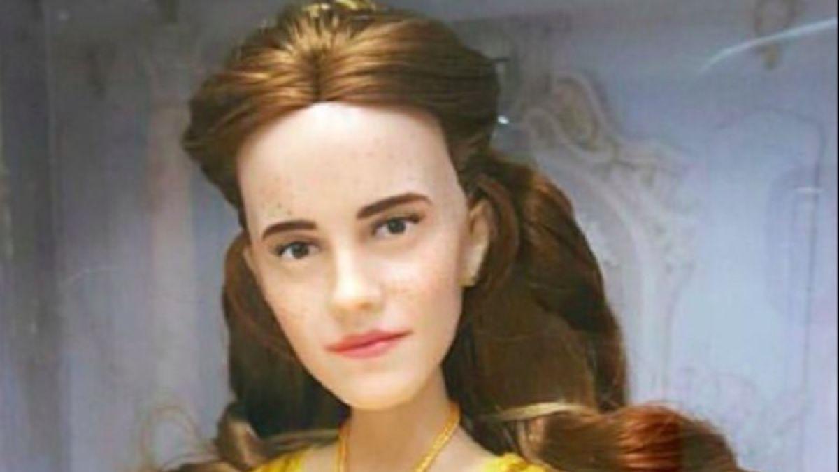 Artista convierte una polémica y desmejorada muñeca de Bella en una figura hiperrealista