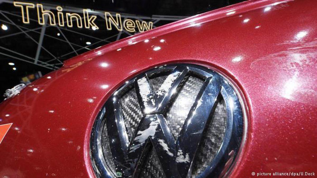 """Volkswagen acuerda pagar 1.200 millones de dólares por """"dieselgate"""""""