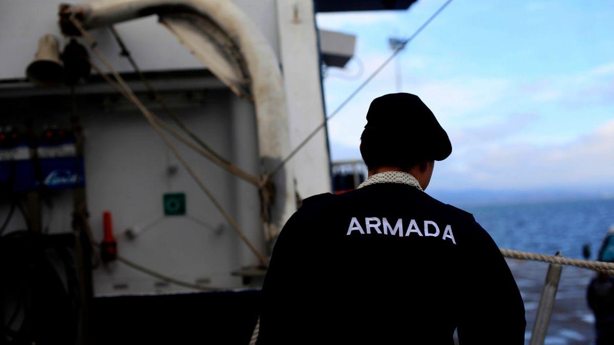 Armada rescató dos cuerpos sin vida en bahía de Quellón