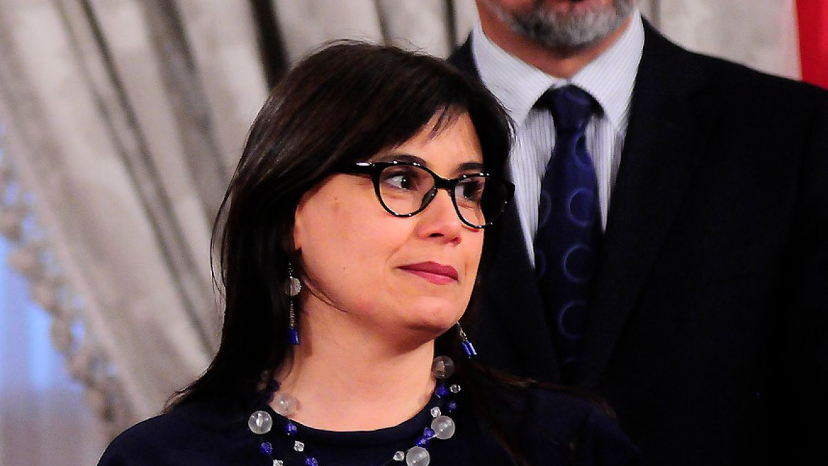 La ex ministra de Justicia, Javiera Blanco, fue nombrada consejera del CDE