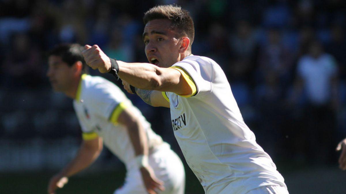 Cuerpo médico de Colo Colo confirma grave lesión de Matías Zaldivia