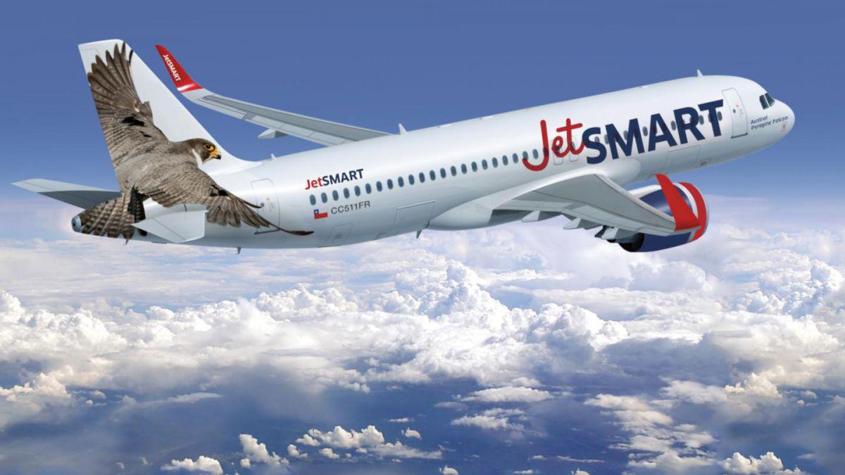 Resultado de imagen para la aerolínea low cost , JetSMART