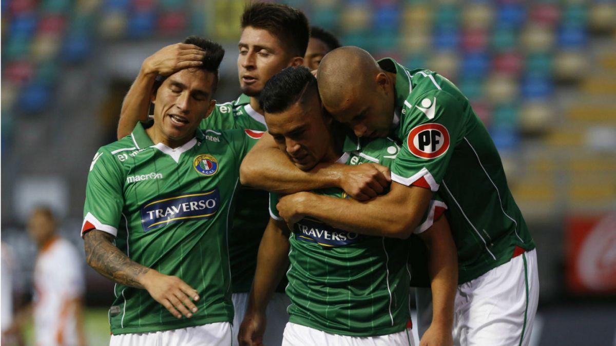 Audax Italiano inicia con el pie derecho su participación en el Torneo de Clausura 2017