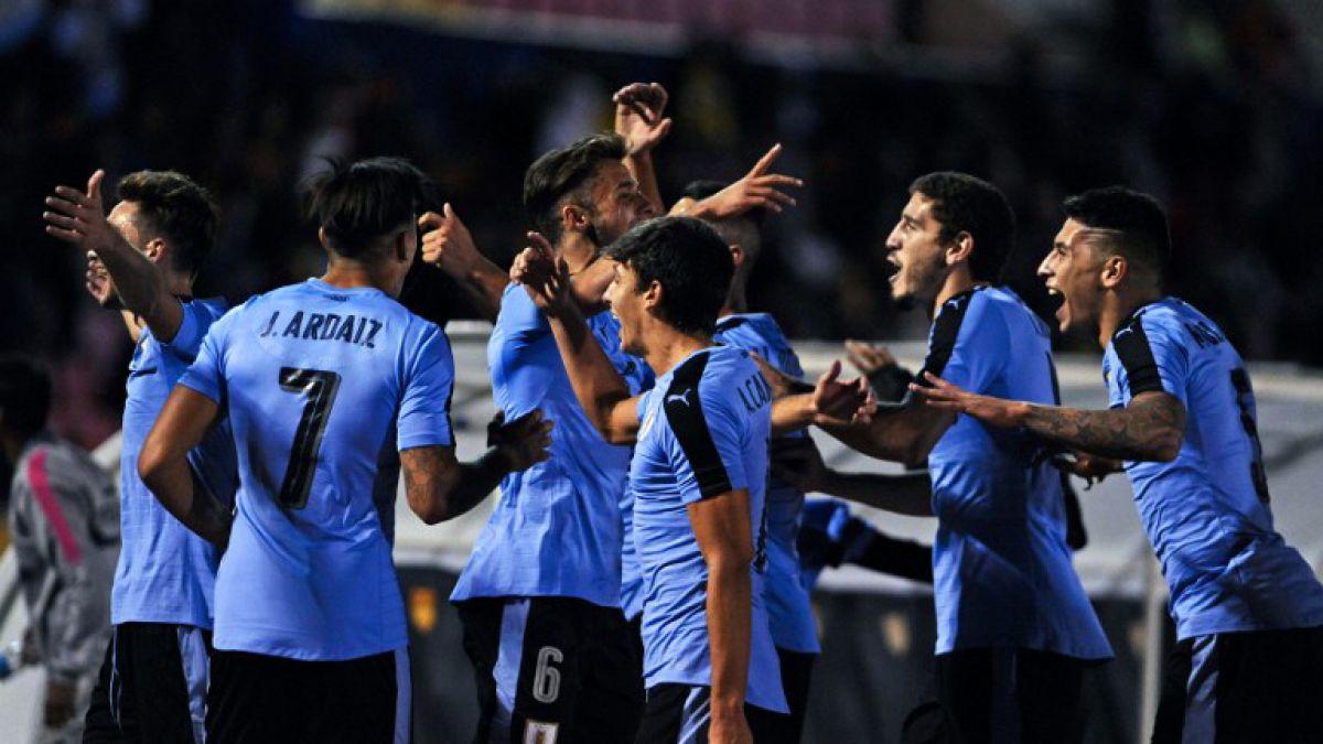 Colombia Sub 20 Contra Uruguay Sub 20: Uruguay Golea A Colombia En Sudamericano Y Clasifica Al