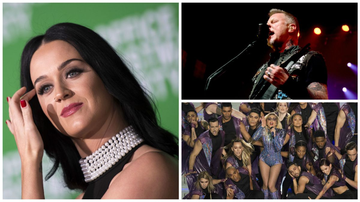 Katy Perry estrena canción y llueven los memes