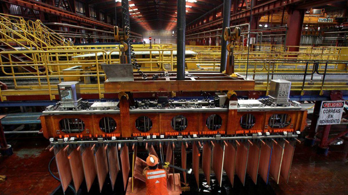 Minera Escondida acepta mediación de la Dirección del Trabajo por huelga sindical