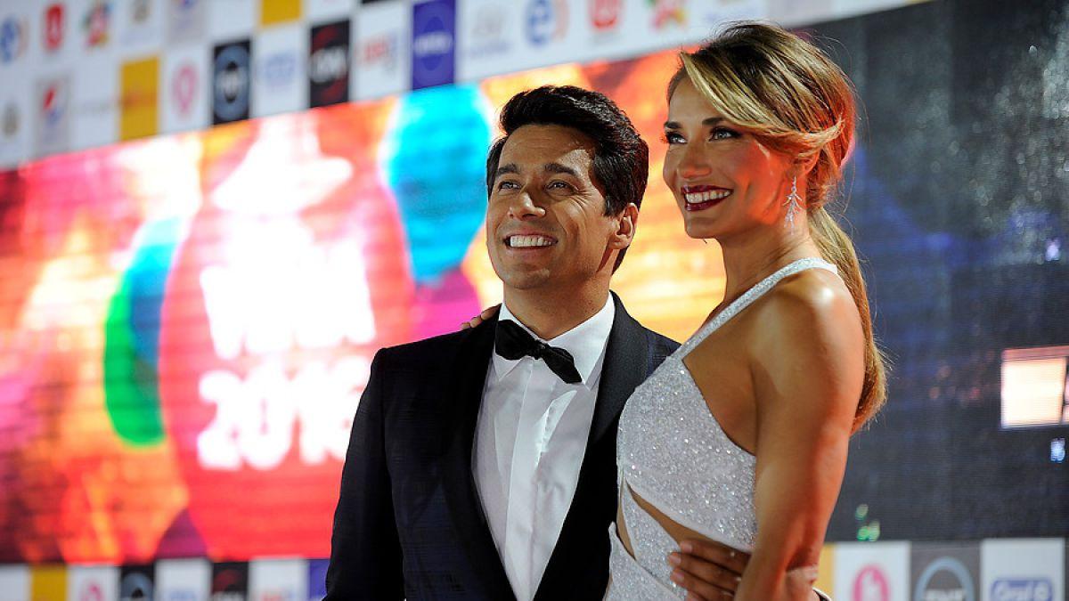 Rafael Araneda y Carolina de Moras