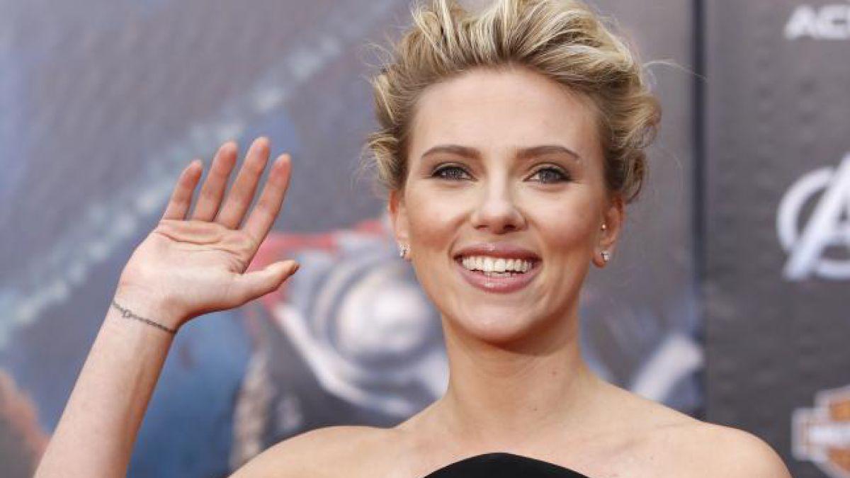 Scarlett Johansson tras su separación No creo que sea natural ser una persona monógama