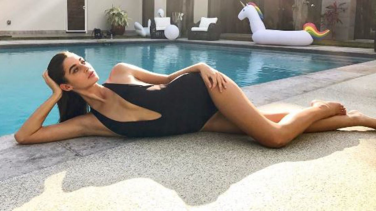 Conoce a la joven modelo que sedujo a Marc Anthony