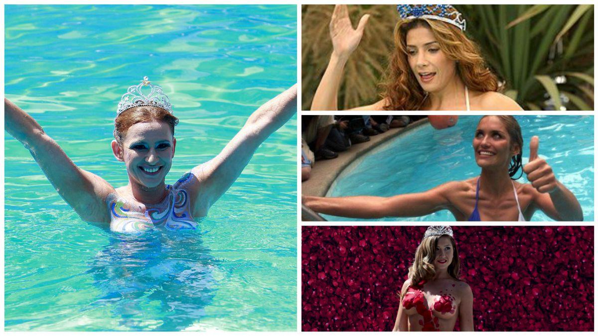 Varias son las reinas que ha tenido el Festival de Viña del Mar