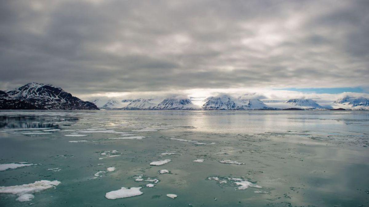 Un láser medirá el hielo en la Tierra