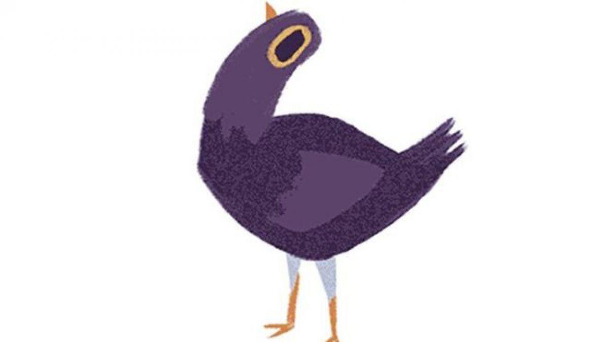 De dónde salió y qué significa el pájaro Trash Dove | Tele 13