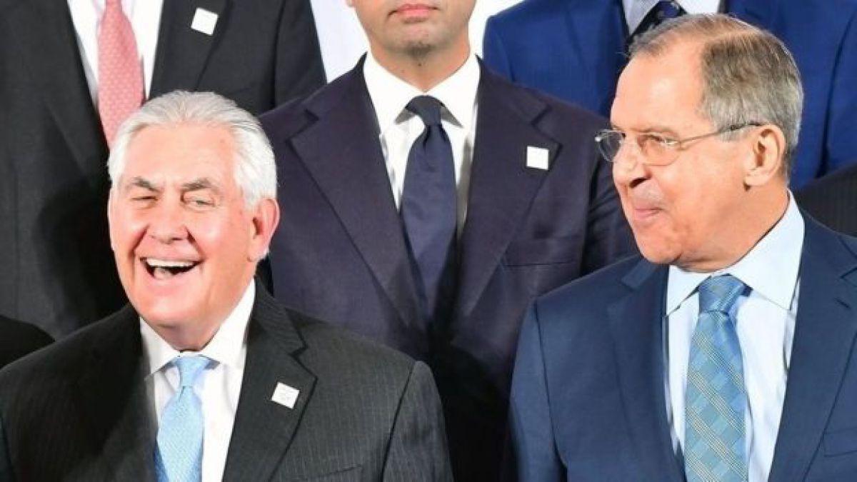 Tillerson se reunirá con Lavrov en Nueva York este domingo (oficial)