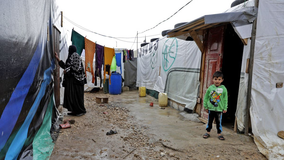 En qué está la promesa de Bachelet de recibir refugiados sirios