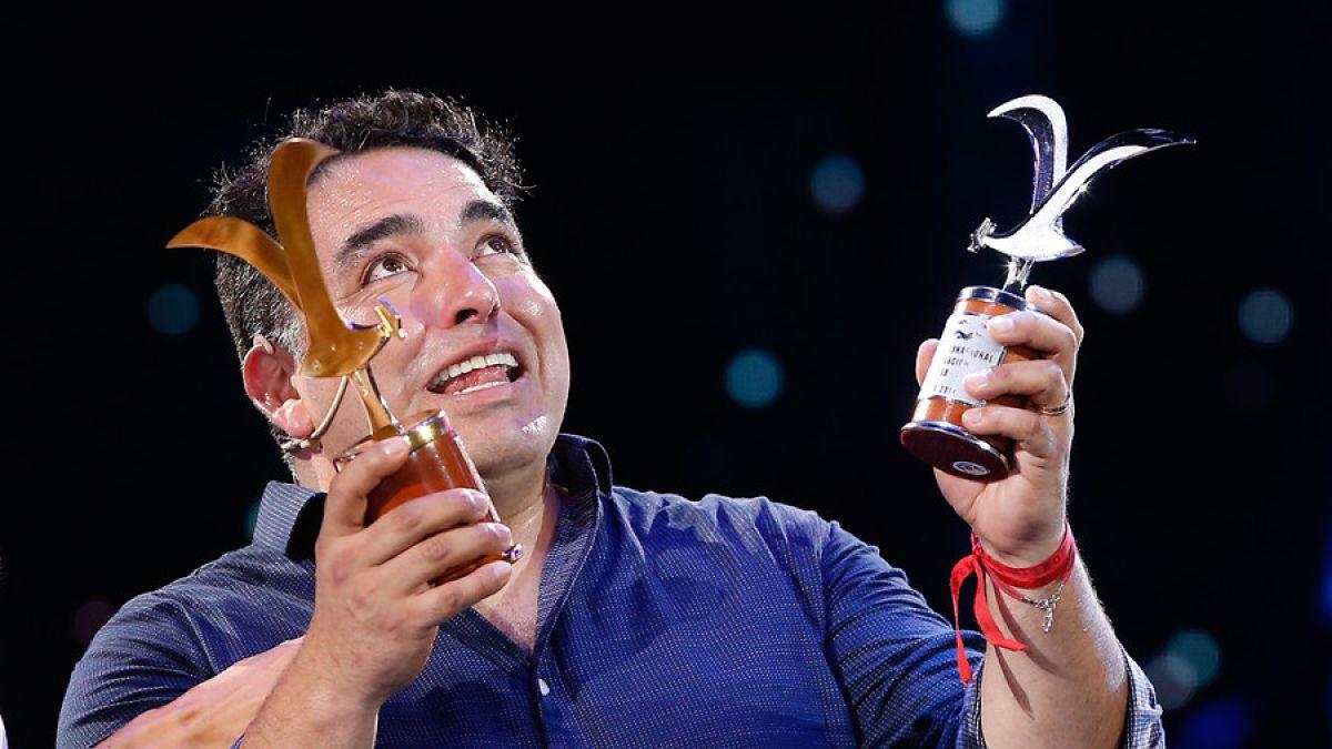 Rodrigo Villegas en Viña 2017