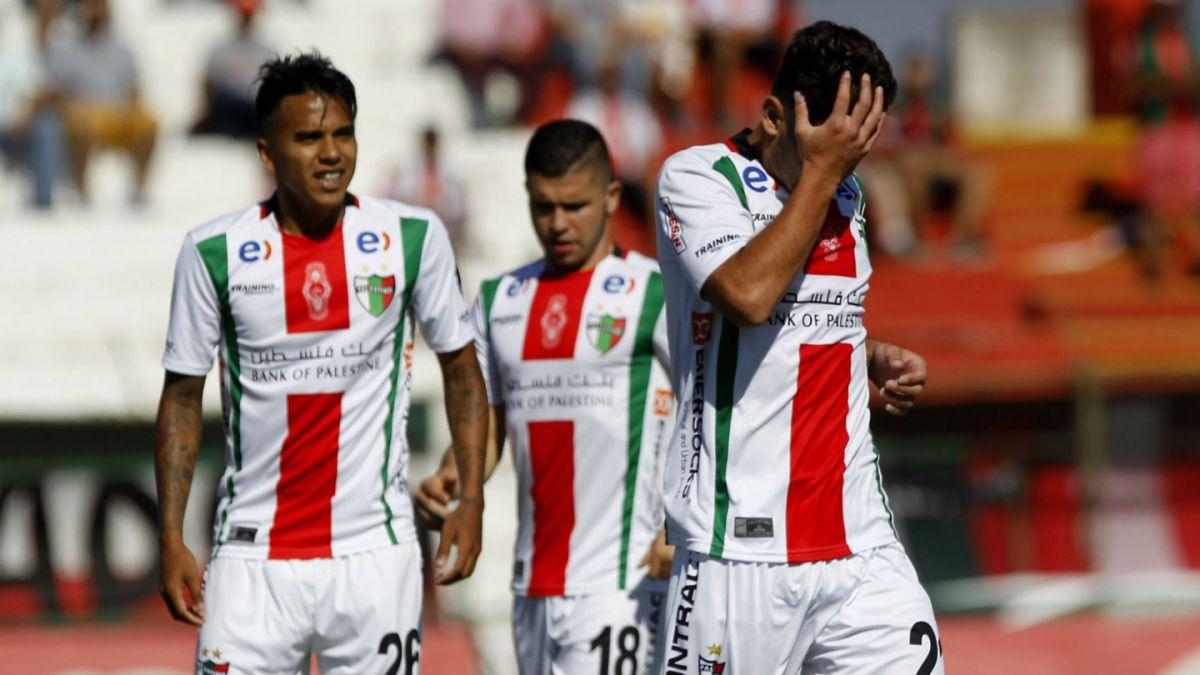Palestino empata frente a Antofagasta y sigue sin ganar en el Clausura 2017