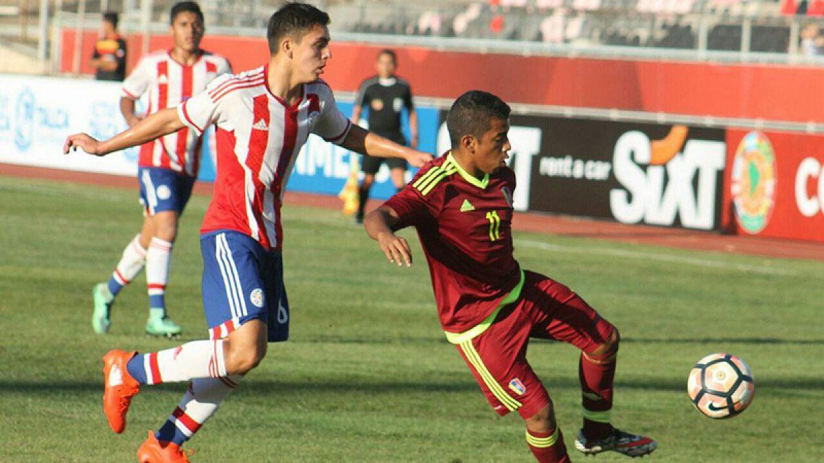 La Selección Argentina Sub 17 quedó afuera del mundial