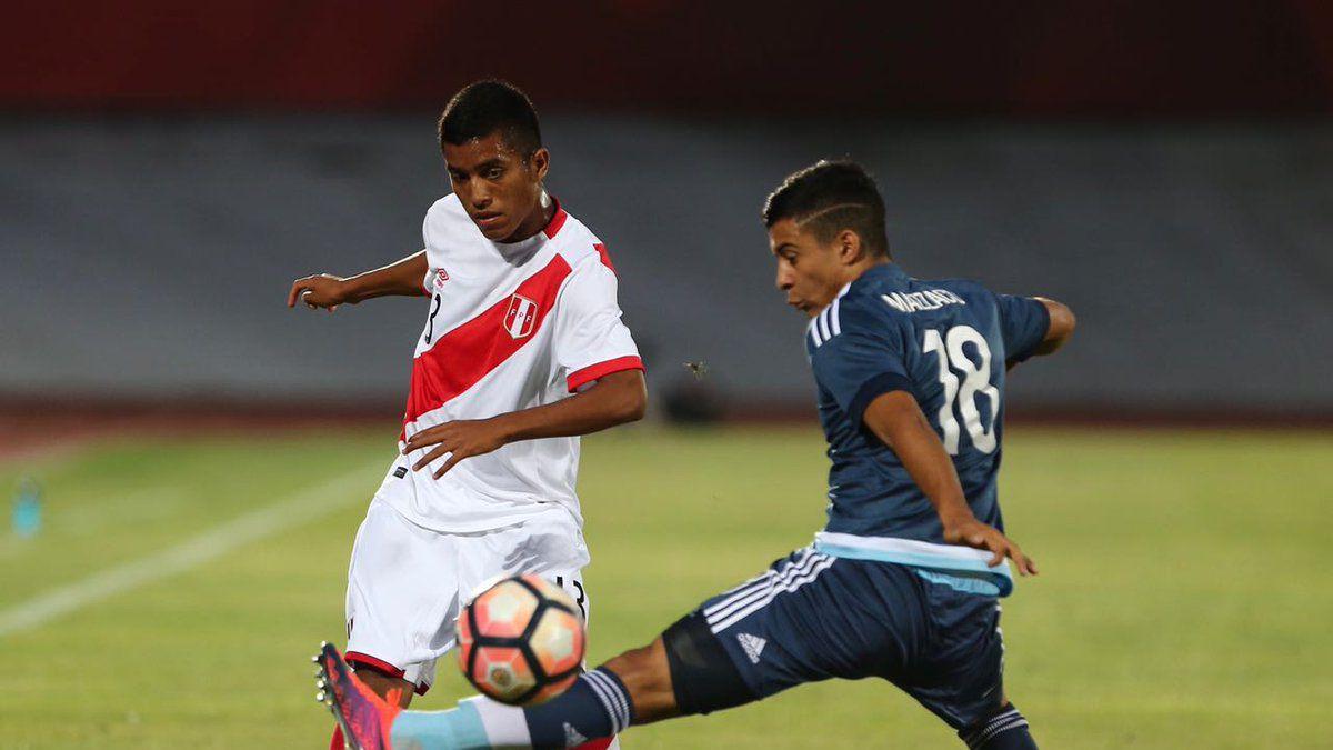 Venezuela pasó al hexagonal del Suramericano sub 17 con suspenso