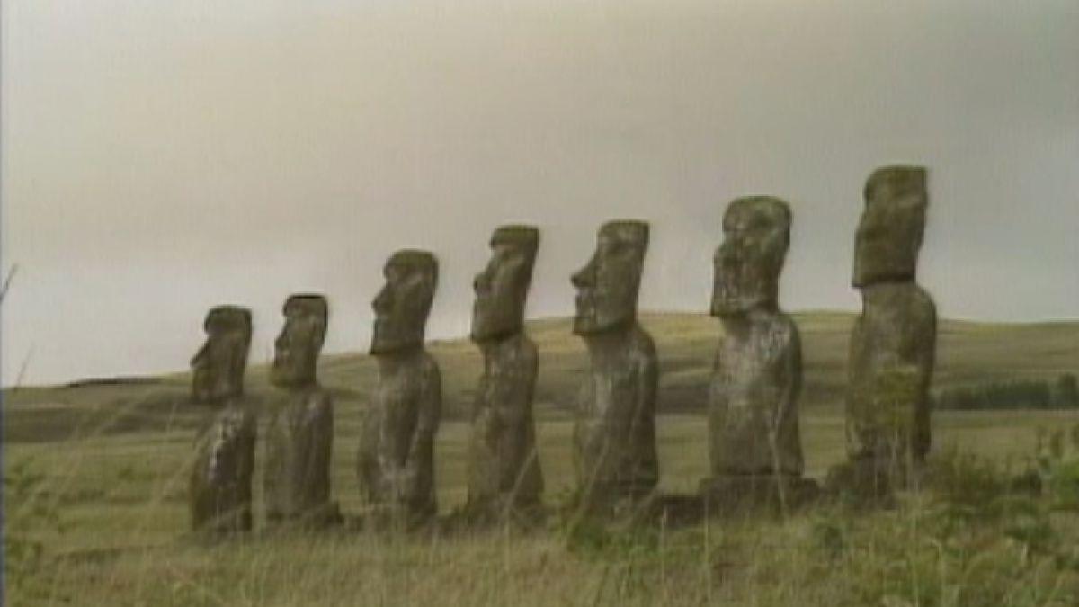 """Anakena"" se grabó en Isla de Pascua en 1982"