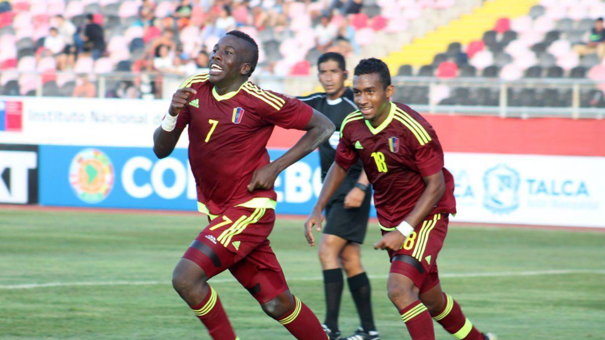Venezuela vence a Ecuador en el Sudamericano Sub 17 y espera ayuda para ir al Mundial