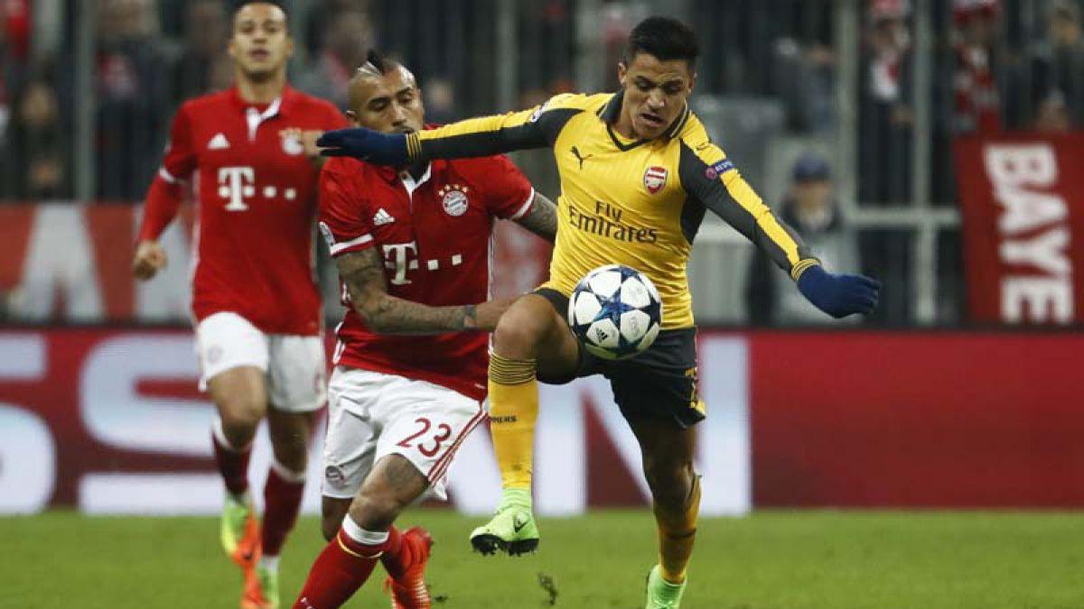 El cara y sello de Vidal y Sánchez ante un nuevo duelo por la Champions