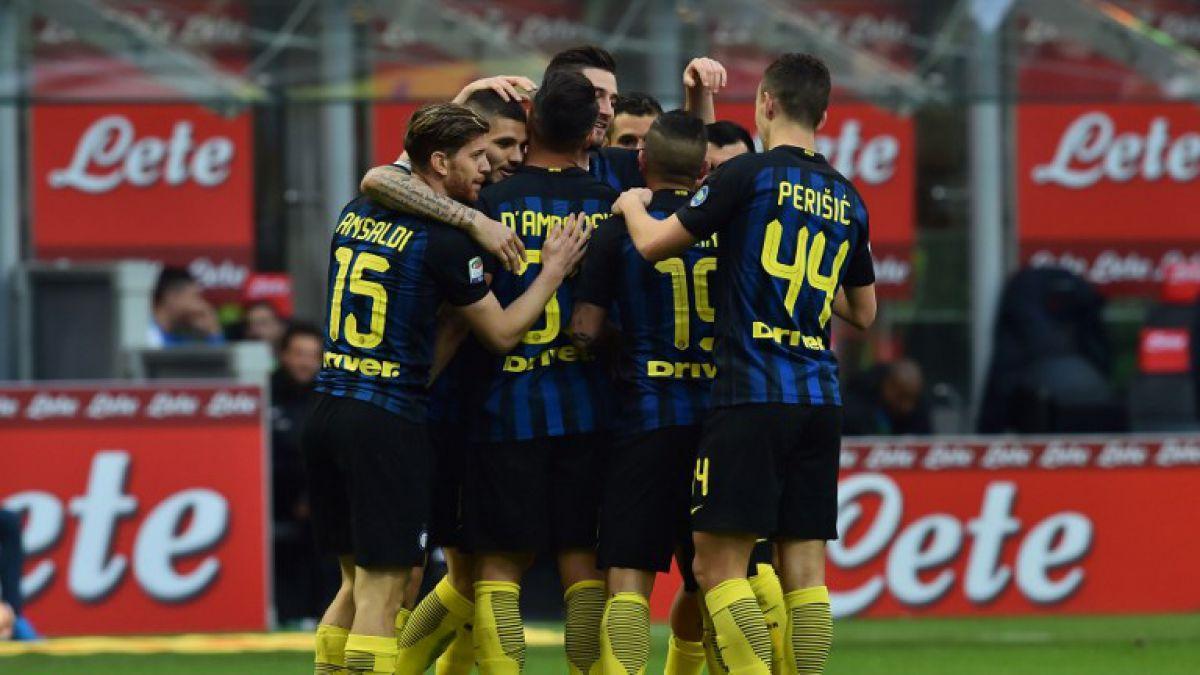 El Inter vapulea al Atalanta (7-1) con triplete de Icardi