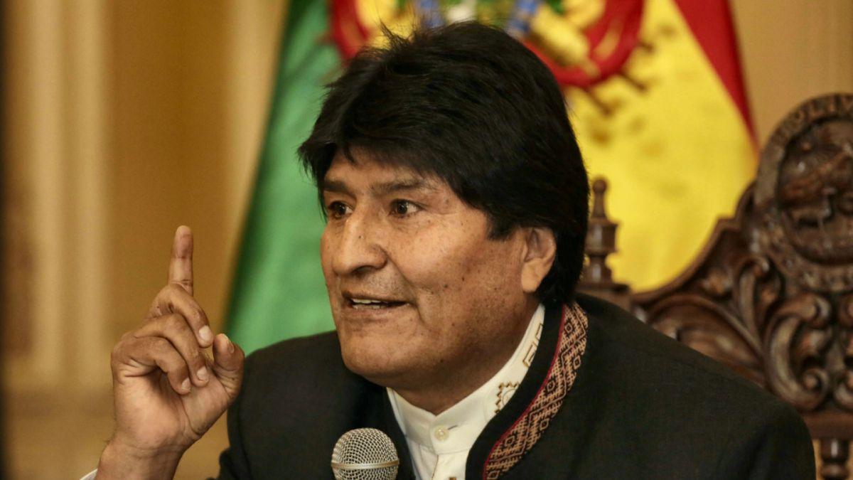 Evo Morales asegura que Chile pidió al Papa no hablar de conflicto marítimo por miedo