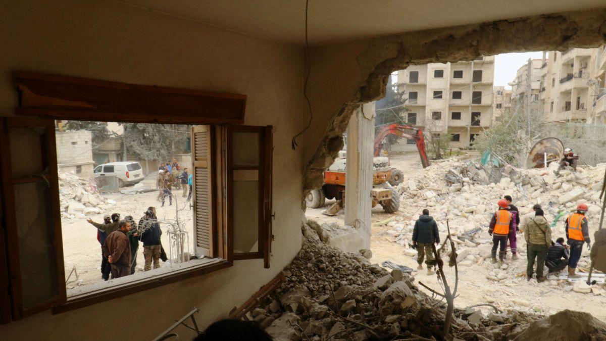 Ataque suicida en Palacio Judicial de Damasco deja al menos 29 muertos