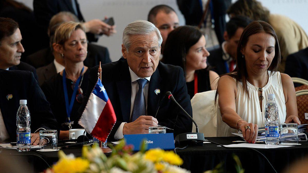 Alianza del Pacífico muestra su preocupación por el proteccionismo en el mundo