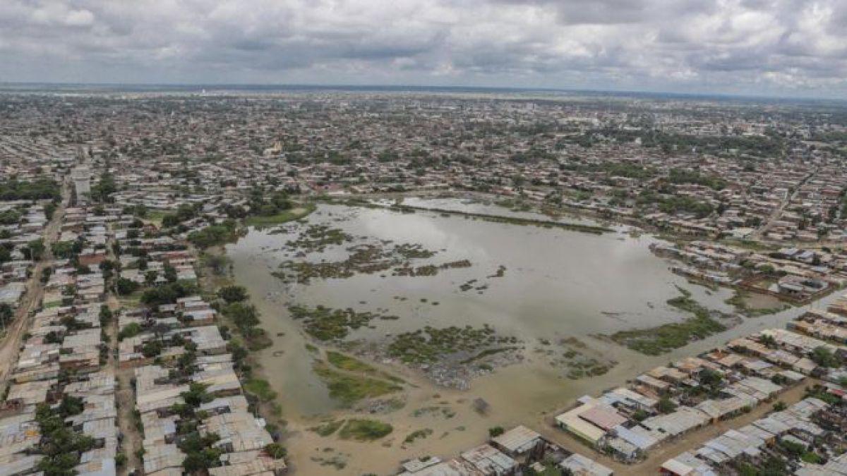 El servicio meteorológico peruano prevé que las lluvias continúen hasta abril.