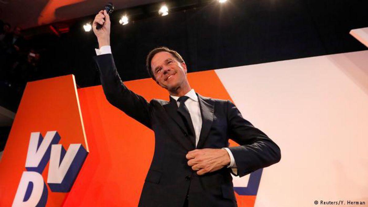Holanda: La derecha liberal gana las elecciones y derrota al ultraderechista Wilders