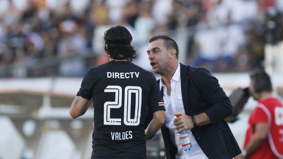 """Presidente de Colo Colo: """"Pase lo que pase el sábado, Guede seguirá siendo nuestro técnico"""""""