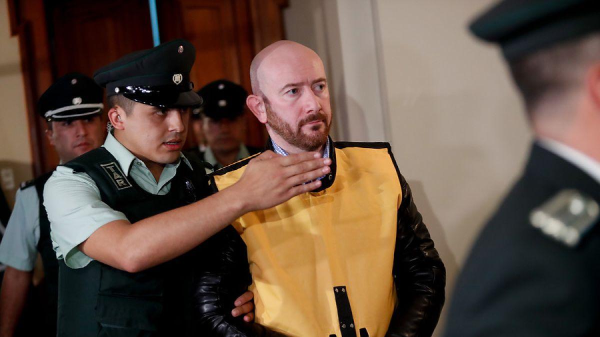 Rafael Garay depositó $500 mil en Tribunal: busca