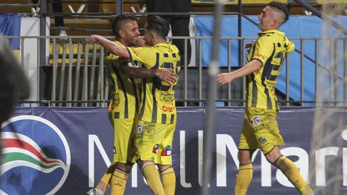 Everton vence a U. de Concepción y acecha a Colo Colo en la cima del Clausura