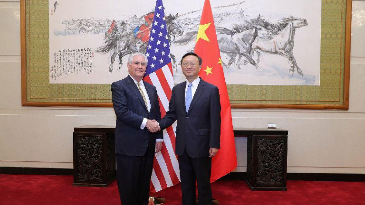 China y EE. UU. conversan sobre reunión entre presidentes