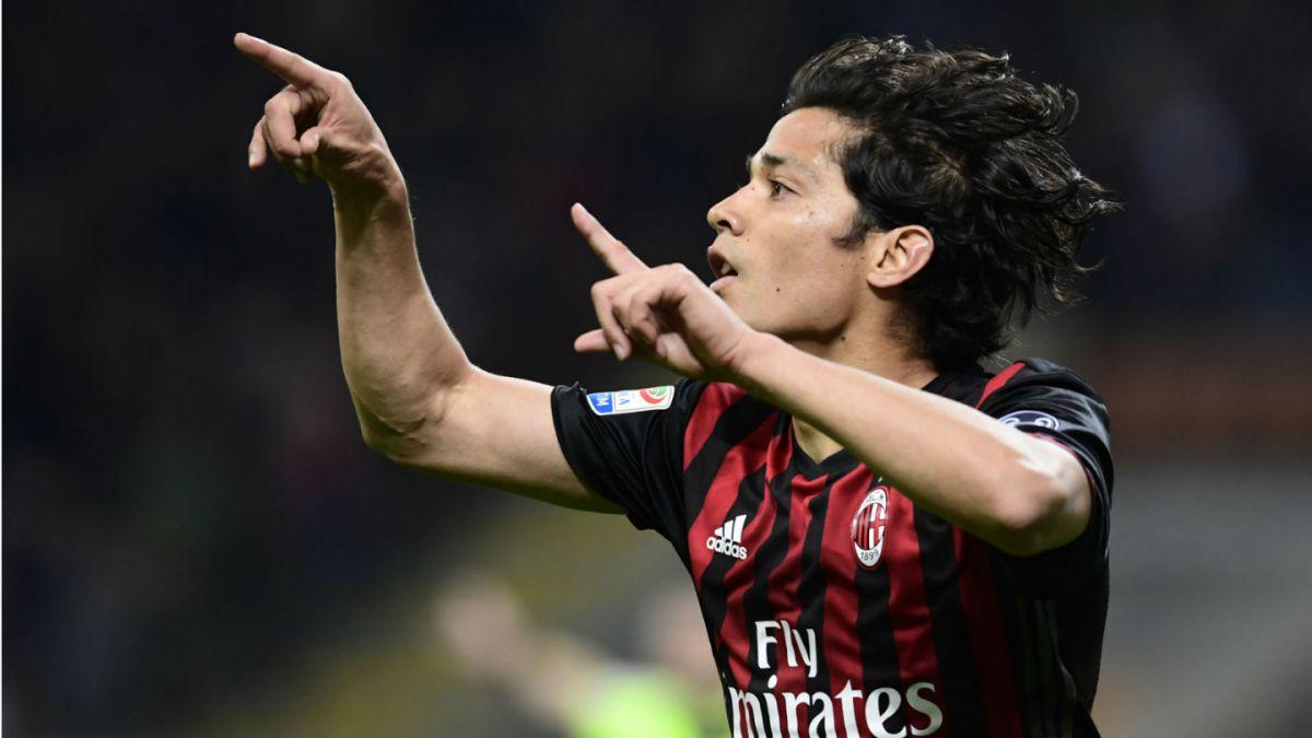 10 jugadores de Liga MX que militaron en AC Milan e Inter 4