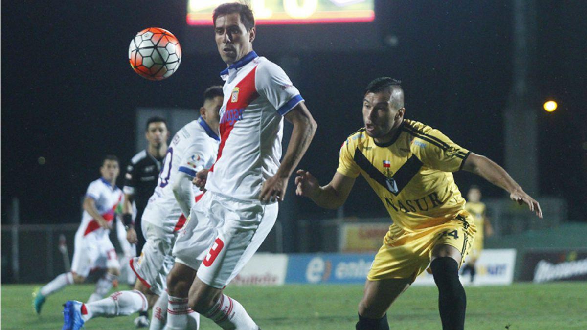 Curicó Unido derrota a Santiago Morning y vuelve al triunfo en la Primera B