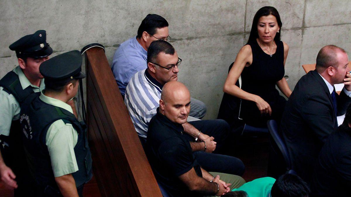 Fraude en Carabineros: decretan prisión preventiva para ocho de los nueve imputados