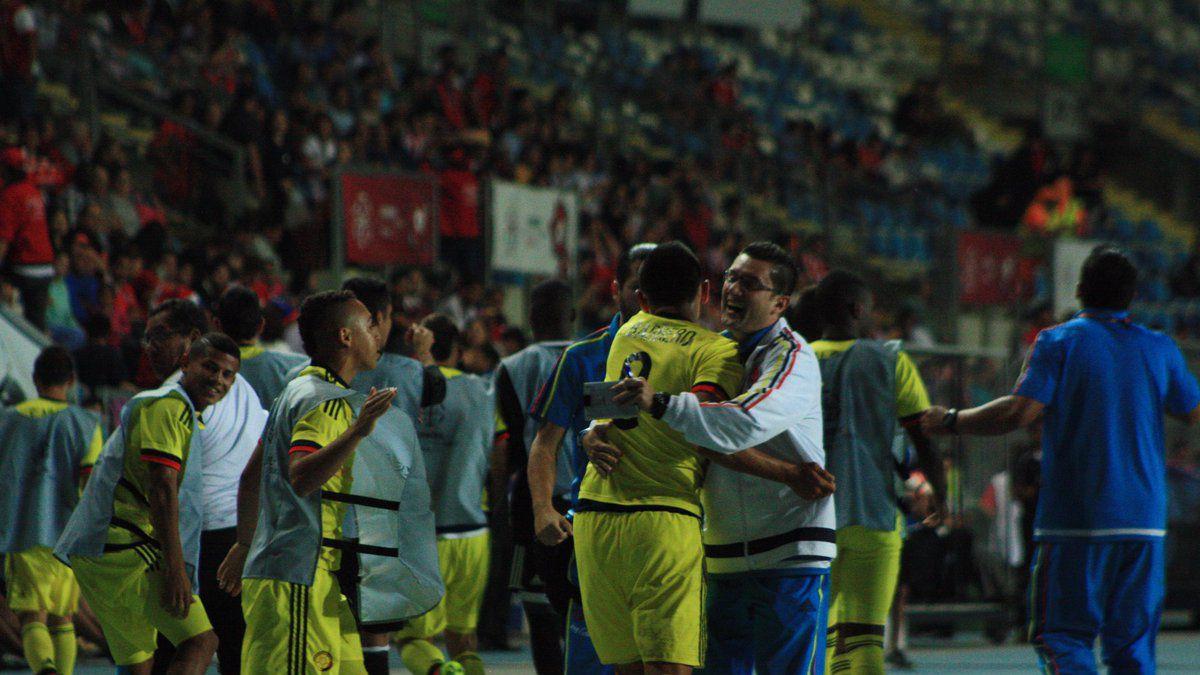 Colombia es el último clasificado al Mundial de India tras vencer a Paraguay