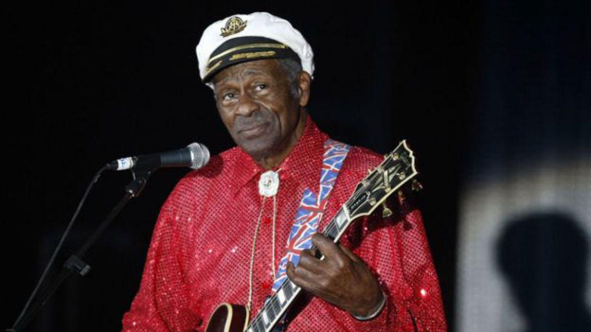 7 de las mejores canciones de Chuck Berry: padre fundador del rock and roll