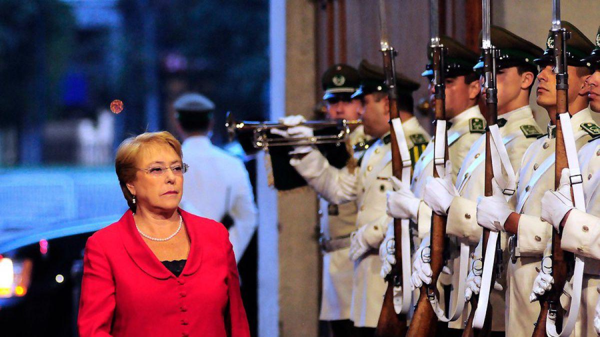 De Molina a Badenier: los cambios en el gabinete del segundo gobierno de Bachelet